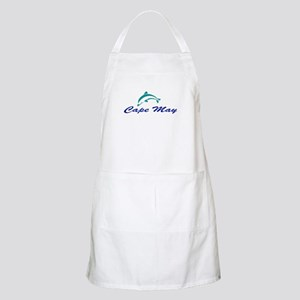 Cape May with Dolphin Light Apron
