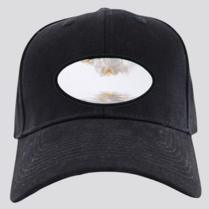 Orchids Reflection Baseball Hat