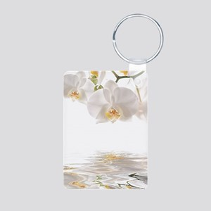 Orchids Reflection Keychains
