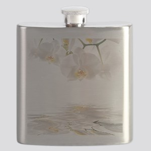 Orchids Reflection Flask