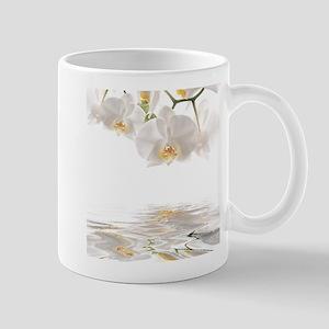 Orchids Reflection Mugs