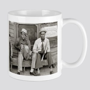 Street Musicians, 1938 Mugs
