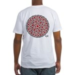 Solomon's Knot Fitted T-Shirt