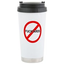NF Stainless Steel Travel Mug