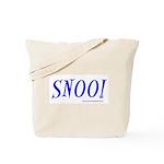 Snoo Tote Bag