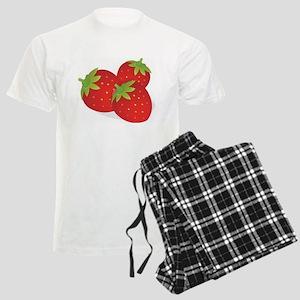 Strawberry Trio Pajamas