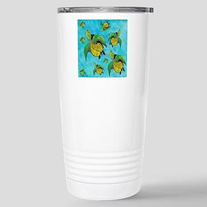 Sea Turtles Art Stainless Steel Travel Mug