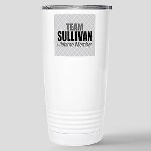 Team Sullivan, Lifetime Stainless Steel Travel Mug