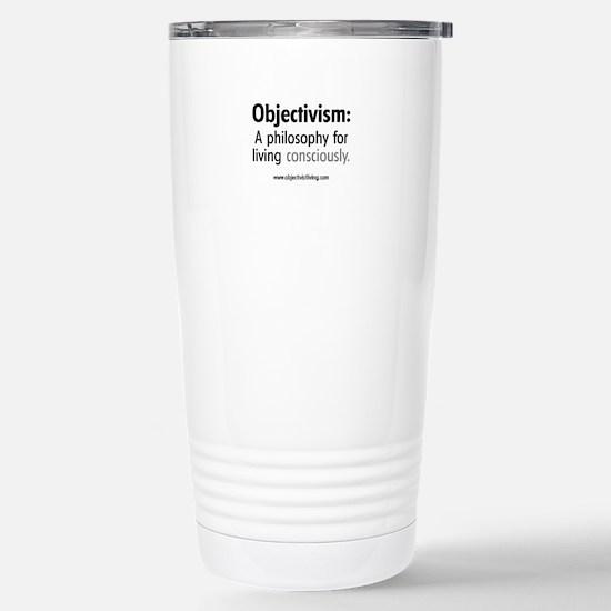 consciously.jpg Stainless Steel Travel Mug
