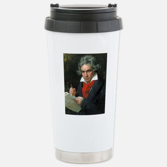 Beethoven Stainless Steel Travel Mug