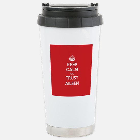 Trust Aileen Stainless Steel Travel Mug
