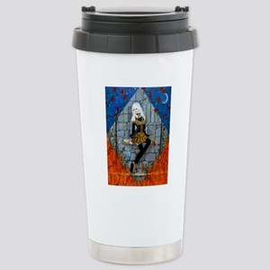 Anima Sola Lost Soul by Stainless Steel Travel Mug