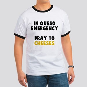 Queso Emergency Cheeses Ringer T