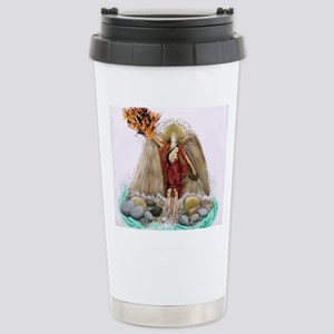 Arch Angel Uriel Stainless Steel Travel Mug