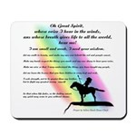Native American Prayer Mousepad