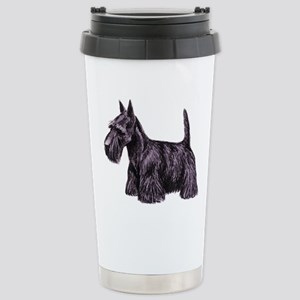 Scottish Terrier 16 oz Stainless Steel Travel Mug