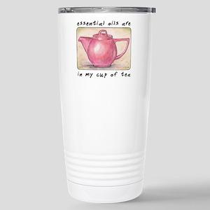 Essential Oils 16 Oz Stainless Steel Travel Mugs