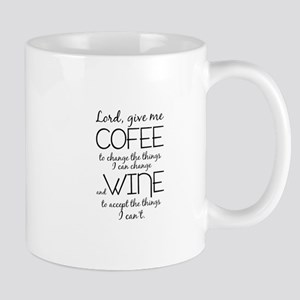 Lord, give me coffee Mug
