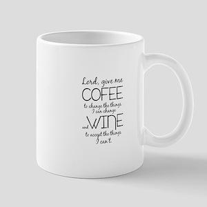 Lord, give me coffee Mug