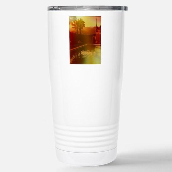 Sunset Dreams Stainless Steel Travel Mug