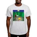 Zombie Campfire Light T-Shirt