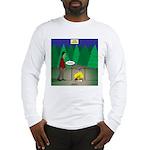 Zombie Campfire Long Sleeve T-Shirt