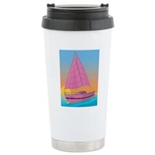 PinkBoat Stainless Steel Travel Mug