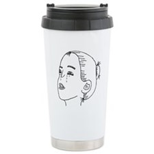 Kathlean 300 dpi Stainless Steel Travel Mug