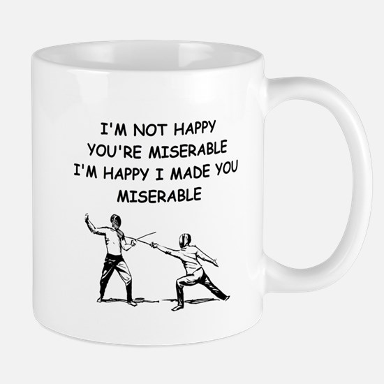 fencer Mugs