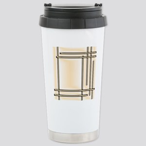 metall streifen Stainless Steel Travel Mug