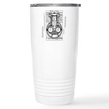 Engenius Motorized Stainless Steel Travel Mug