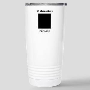 customdesign Stainless Steel Travel Mug