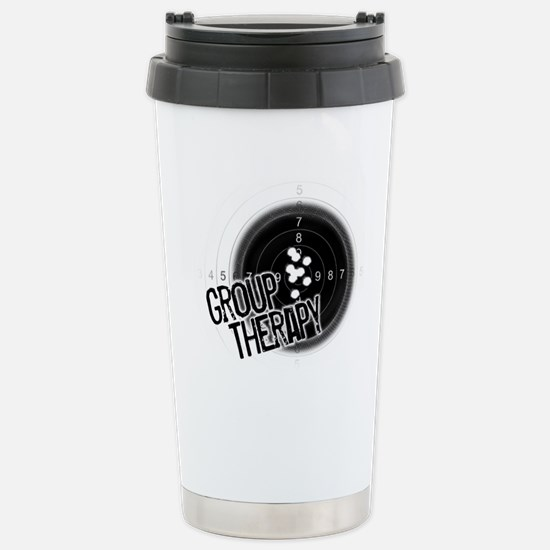Group Therapy Stainless Steel Travel Mug