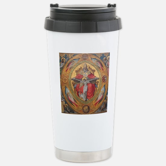 Altar Piece Stainless Steel Travel Mug