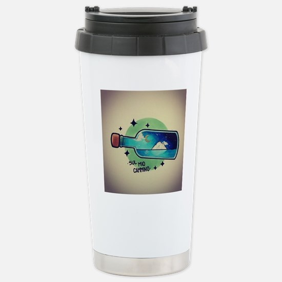 soul on the bottle Stainless Steel Travel Mug