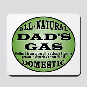 Dad's Gas Mousepad
