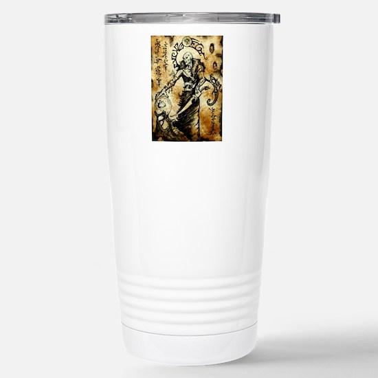 Thulsa Doom Stainless Steel Travel Mug