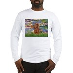 Lilies and Ruby Cavalier Long Sleeve T-Shirt