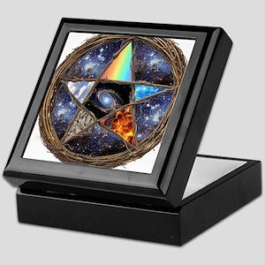 Pagan Keepsake Box