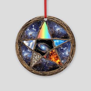 Pagan Ornament (Round)