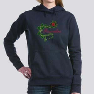 Personalizable. Ivy Rose Women's Hooded Sweatshirt