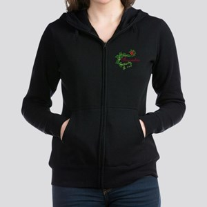 Personalizable. Ivy Rose Women's Zip Hoodie