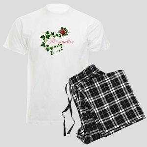 Personalizable. Ivy Rose Men's Light Pajamas
