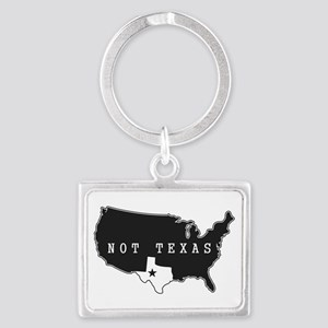 Not Texas Keychains