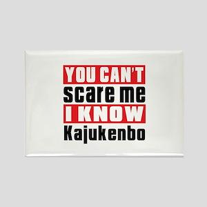 I Know Kajukenbo Rectangle Magnet