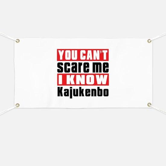 I Know Kajukenbo Banner