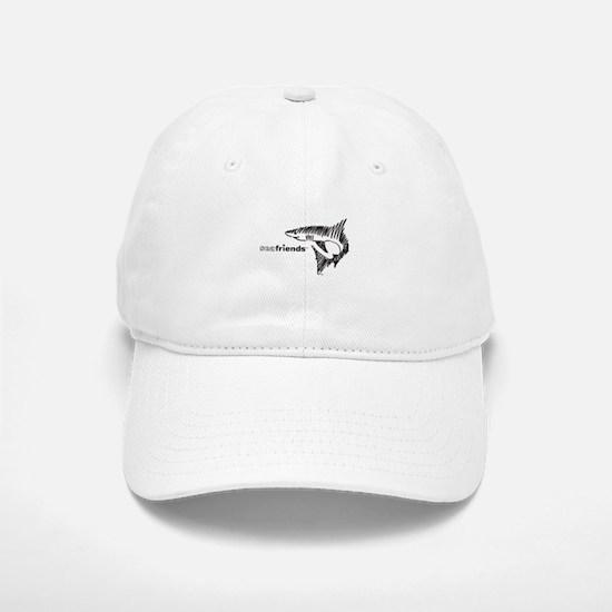 SeaFriends-Shark Baseball Baseball Cap