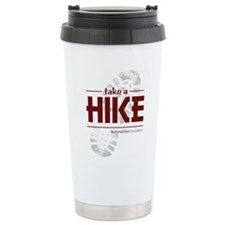 Take A Hike Stainless Steel Travel Mug
