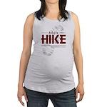 Take A Hike Maternity Tank Top