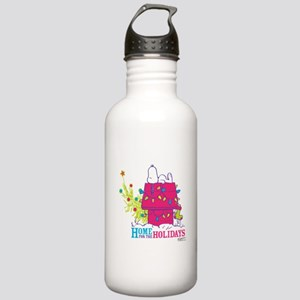 Snoopy: Home for the H Stainless Water Bottle 1.0L